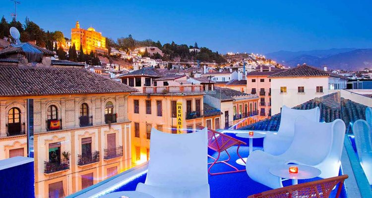 Alojamiento Granada Cinco Estrellas