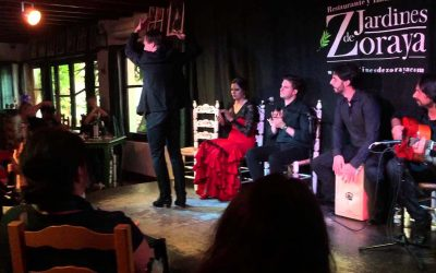 Espectáculo Flamenco en Granada - Jardines de Zoraya