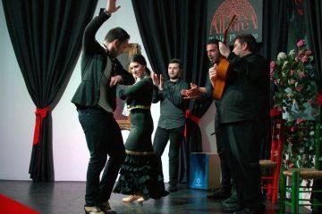 Espectáculo Flamenco en Granada La Alboreá