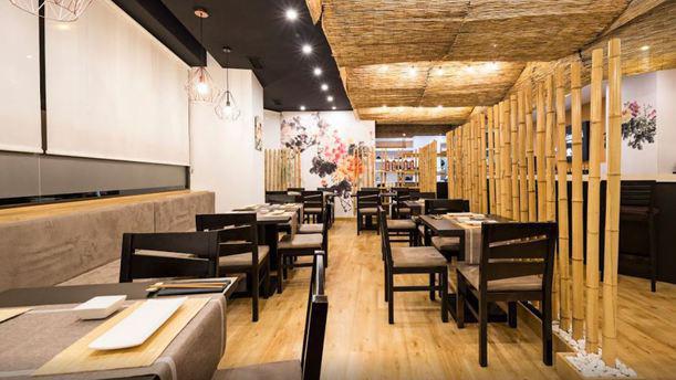Restaurante Aisushi Granada