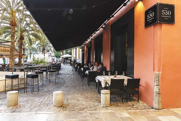 Restaurante Romanilla 530 Granada