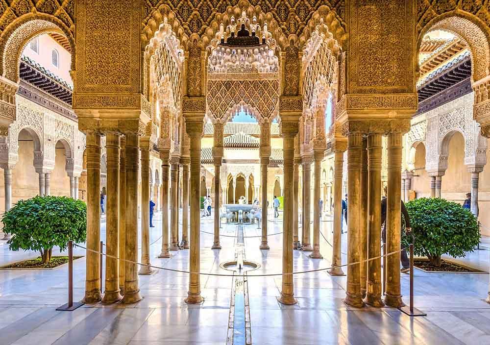 Visita guiada a la Alhambra Palacios Nazaríes y Generalife Walk In Granada