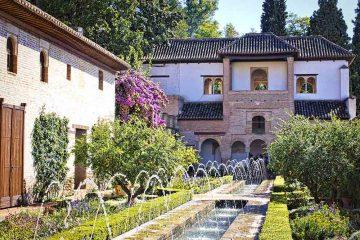 Visita guiada a la Alhambra y Generalife con Granada A Pie