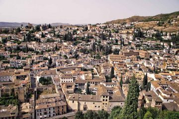 Visita guiada al Albayzín y Centro Histórico