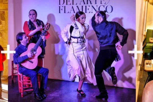 Alhambra Flamenco Cena