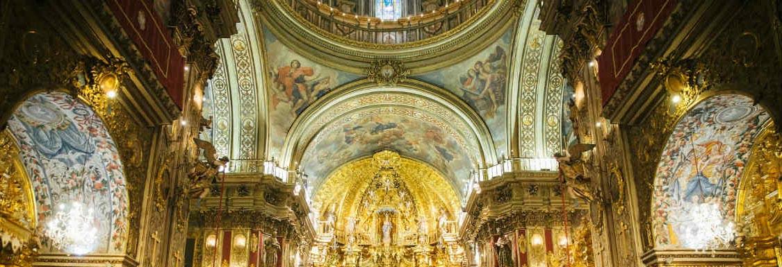 Visita a la Basílica de San Juan de Dios