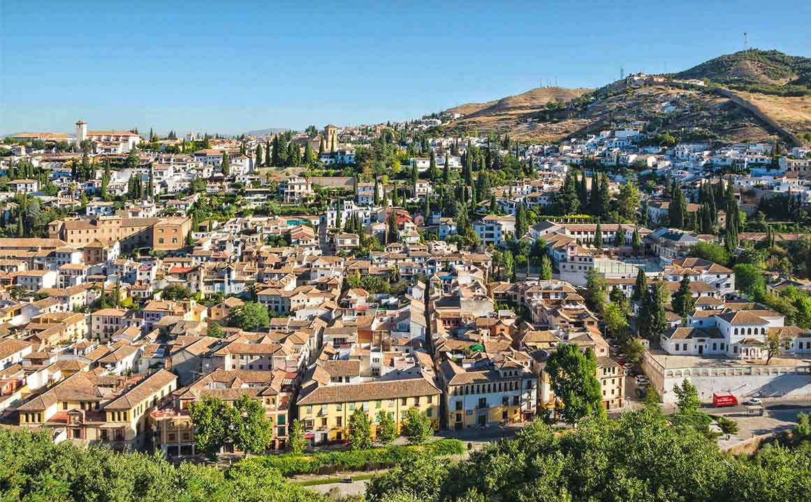 El Albaicin Granada