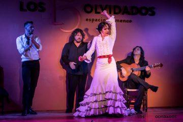 Espectaculo Flamenco Los Olvidados Granada