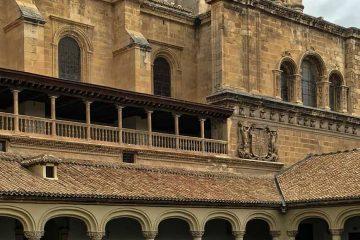 Monasterio de San Jeronimo Granada APA